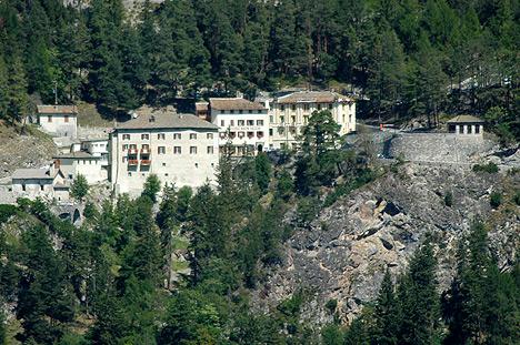 Photo of the hotel - Hotel bagni vecchi a bormio ...