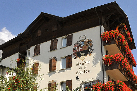 Hotel Meuble Della Contea Bormio Of Photo Of The Hotel
