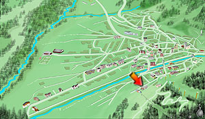 How to get to the hotel for Meuble contea bormio