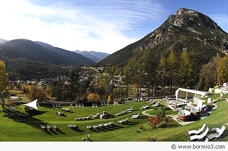 The bagni nuovi bormio wellness centre and beauty farm - Hotel bagni vecchi a bormio ...